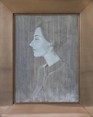 2001-07, Ruth, 46 x 60 cm, 18 x 24 in